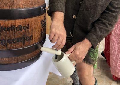 Bier vom Holzfass