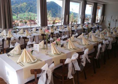 Basislager Schliersee Hochzeit Schleifen