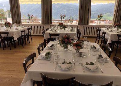 Basislager Schliersee Hochzeit Inseln-Blumen