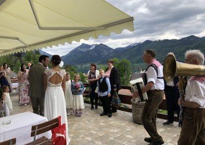 Hochzeitsgaudi
