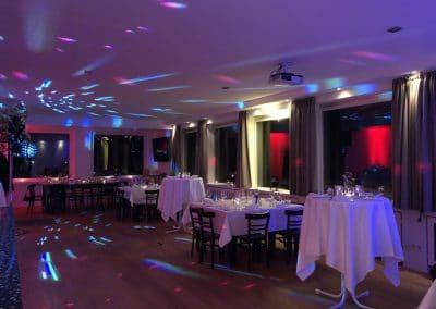 Basislager Schliersee HochzeitPartylicht 2